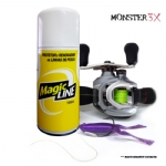 RENOVADOR DE LINHAS MONSTER 3X MAGIC LINE 150ml
