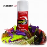 RENOVADOR DE ISCAS MONSTER 3X MAGIC LURES 150ml