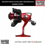 MOLINETE MS ULTRA LIGHT UL300 - 3 ROL.